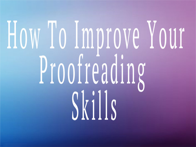 improve-your-proofreading-skills