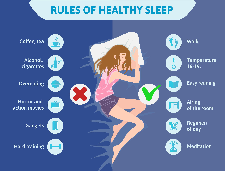 healthy-sleeping-rules
