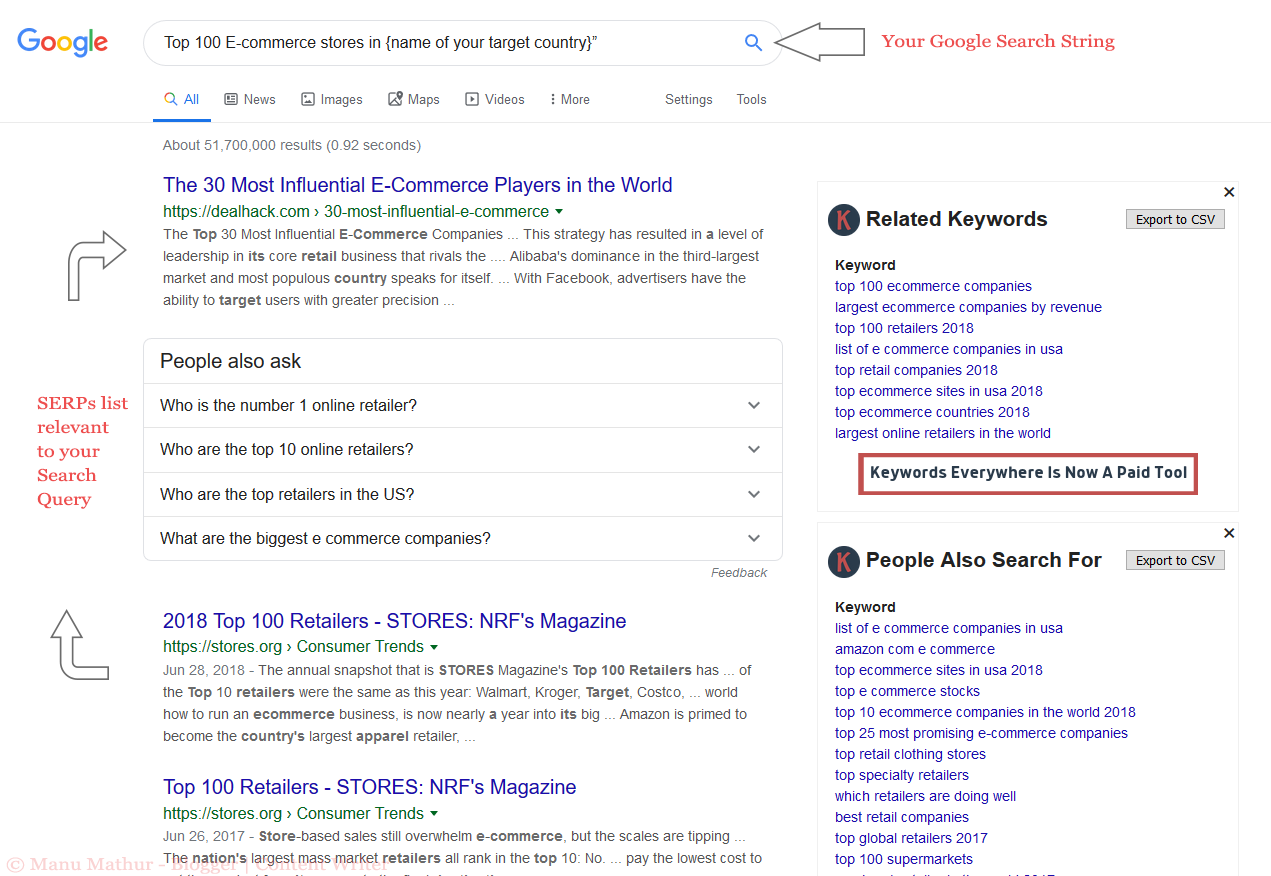 google-query-results-targeting-your-audience